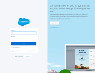emea.salesforce.com screenshot