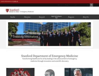 emed.stanford.edu screenshot