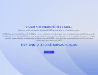 emede.eu screenshot
