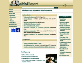 emedexpert.com screenshot