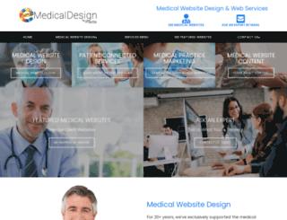 emedicaldesign.com screenshot