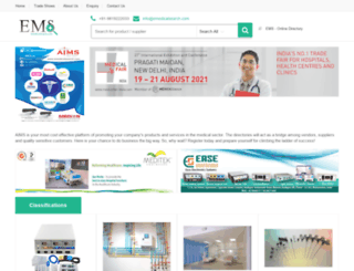 emedicalsearch.com screenshot