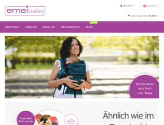 emeibaby.com screenshot