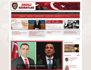 emekliasubaylar.org screenshot