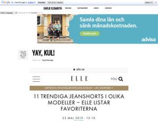 emelieelisabeth.blogg.se screenshot