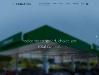 emeraldaisle.com screenshot