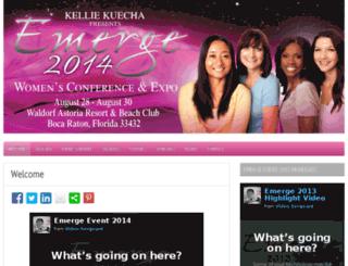emergeevent2014.com screenshot
