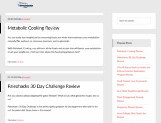 emergent.net screenshot