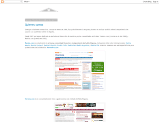 emergia.net screenshot