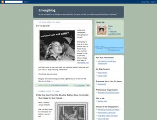 emergiblog.blogspot.in screenshot
