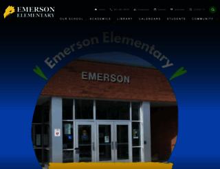 emerson.slcschools.org screenshot