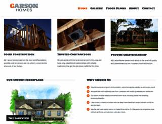 emersonbuilders.com screenshot