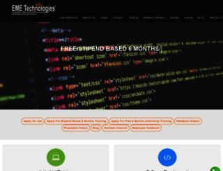 emetechnologies.com screenshot