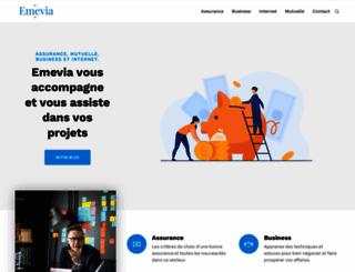 emevia.com screenshot