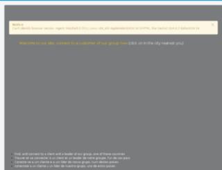 emgoldex-worldteam.com screenshot