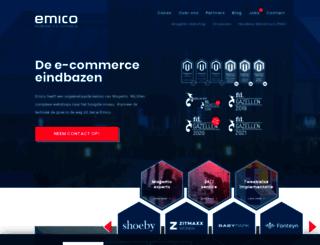 emico.nl screenshot