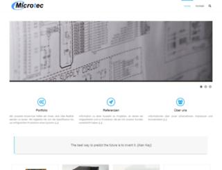 emicrotec.at screenshot