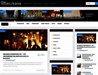 emieszkania.com.pl screenshot
