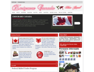 emigrare-canada.blogspot.ro screenshot
