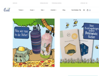 emil-die-flasche.de screenshot