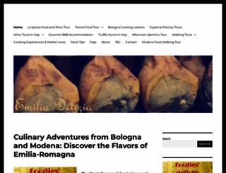 emiliadelizia.com screenshot