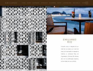 emiliano.com.br screenshot