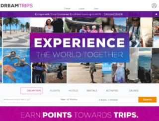 emilygiuffre.worldventuresdreamtrips.com screenshot