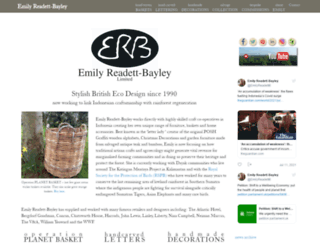 emilyreadettbayley.com screenshot