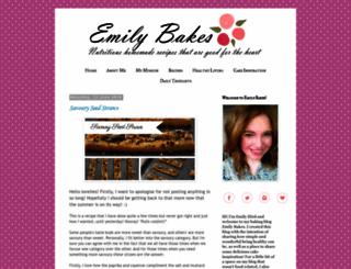 emilyrosannabakes.blogspot.co.uk screenshot