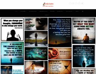 emilysquotes.com screenshot