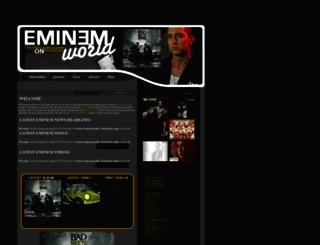 eminemworld.com screenshot