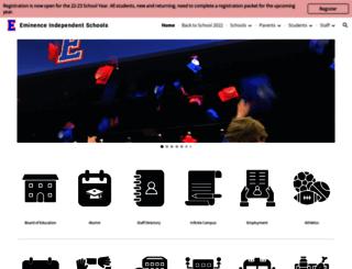 eminence.kyschools.us screenshot