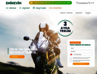 eminevim.com screenshot