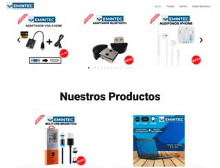 emintec.com screenshot