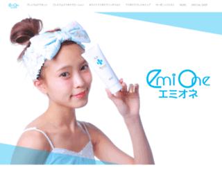 emione.jp screenshot