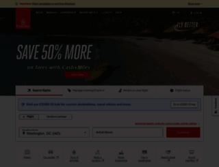 emirates.com screenshot