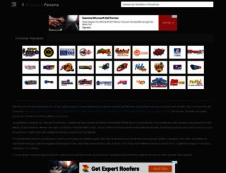 emisorasdepanama.com screenshot