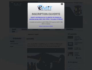 emit.mg screenshot