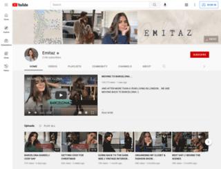 emitaz.com screenshot