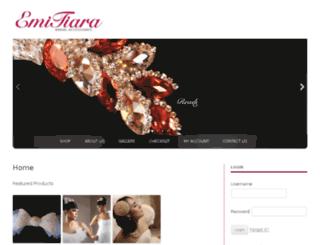 emitiara.com screenshot