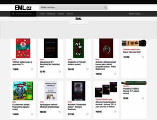 eml.cz screenshot