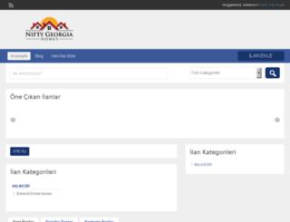 emlak.netajans.web.tr screenshot