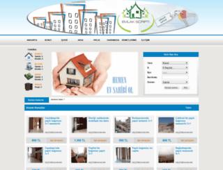 emlak.scriptevi.com screenshot