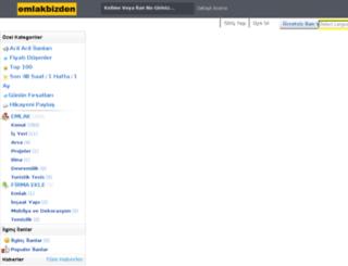 emlakbizden.com screenshot