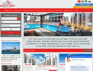 emlakport.com screenshot