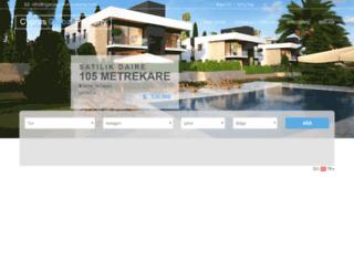 emlaksende.com screenshot
