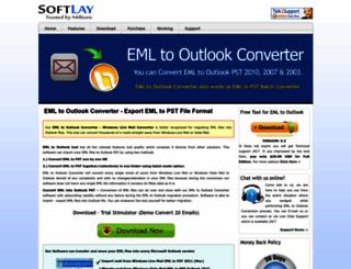 emltooutlook.com screenshot