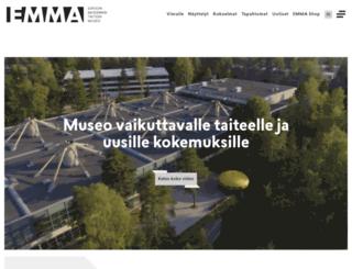 emma.museum screenshot