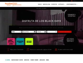 emma.room-matehotels.com screenshot
