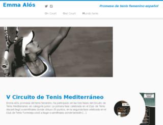 emmaalos.com screenshot